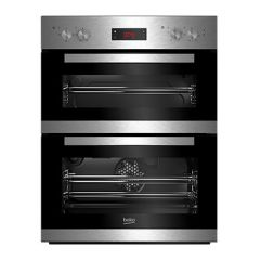 Beko CDF22309X Built In Double Oven Stainless Steel
