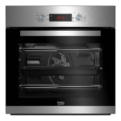 Beko CIF81X 66 Litre Built In Single Fan Oven - Stainless Steel - A Rated