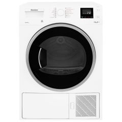 Blomberg LTH3842W 8Kg Heat Pump Condenser Tumble Dryer - A+++ Rated
