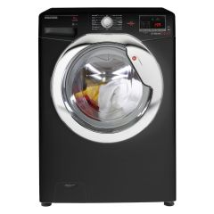 Hoover DXOC58C3B 8kg 1500 Spin Washing Machine - Black - A+++ Rated