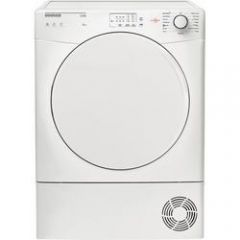 Hoover HLC8LF 8Kg Tumble Dryer White