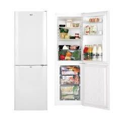 Lec TF50152W 50cm Frost Free Fridge Freezer - White - A+ Rated