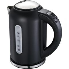 Linsar VT869BLACK Variable Temperature Jug Kettle - Black