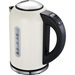 Linsar VT869CREAM Variable Temperature Jug Kettle - Cream