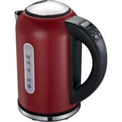 Linsar VT869RED Variable Temperature Jug Kettle - Red