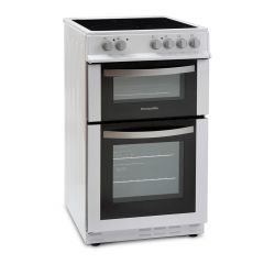 Montpellier MDC500FW Electric Freestanding Cooker 50Cm White