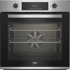 Beko CIMY91X AeroPerfect Built In Electric Single Oven - Stainless Steel - A Energy Rated