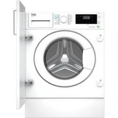 Beko WDIK752121F 7Kg/5Kg 1200 Spin Built In Washer Dryer - B Energy Rated White
