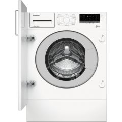 Blomberg LWI284410 8kg 1400 Spin Built In Washing Machine - White