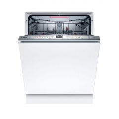 Bosch SMD6ZCX60G Built In Full Size Dishwasher 13 Place Settings