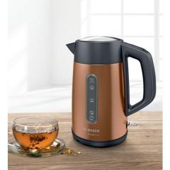 Bosch TWK4P439GB 1 7L Traditional Kettle Copper