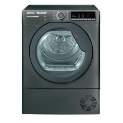 Hoover Hlxc8trgr 8Kg Condenser Tumble Dryer - Graphite