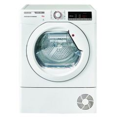 Hoover HLXC9TE 9kg Condenser Tumble Dryer - White