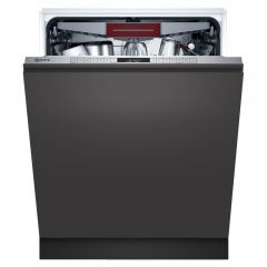 Neff S155HCX27G Built In Full Size Dishwasher 14 Place Settings